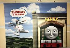Thomas and Friends Toys R US Display Vinyl Banner Henry  4' X 3'