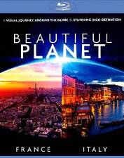 Beautiful Planet: France/Italy (Blu-ray Disc, 2012)
