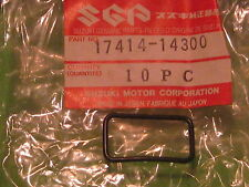 SUZUKI LT500R RMX250 RM250 RM125 WATER PUMP CONNECTOR O-RING OEM #17414-14300