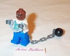 Lego Minifig Zombie 9465 Chain Handcuffs Prison Monster Halloween
