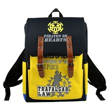 One Piece Trafalgar Law Anime Manga Rucksacke Tasche BACK PACK 40x30x13cm Neu