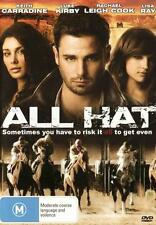ALL HAT =racehorse thoroughbred horse racing= NEW DVD (Region 4 Australia)