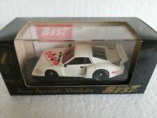BEST 2000 LANCIA BETA MONTECARLO - TOY FAIR NUREMBERG 2000 - DIECAST 1/43