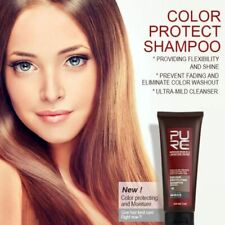 Color Protect Shampoo Ultra Mild Cleanser Hair Prevent Fading Care Argan Oil
