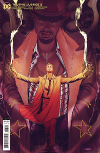 🔥 TRUTH & JUSTICE #3 Joshua Sway Swaby Variant Pre-Order DC 04/21/2021 🔥
