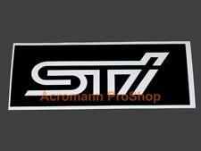 """2x 14""""356mm intercooler STENCIL MASK PAINT decal sticker for TMIC gdb sti GRB GD"""
