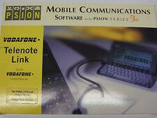 Psion mobile communcations Software 3 A Série