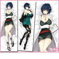 Persona 4 Rise Kujikawa Lingerie Dakimakura Anime Hugging Body Pillow Case Cover