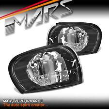 Black Side Corner Parker Lights for Subaru Impreza 93-00 GC8 & GF8 WRX STI RX