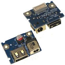AC DC Connector Power Jack USB Port Board For Lenovo 48.4SG17.001 55.4SG03.001G
