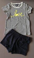Pyjama short coton taille 4 ans