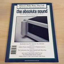 The Absolute Sound Ausgabe 116, 1999 TAS Spectral DMA-360 LP Wiedergabe überprüfen