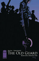 Old Guard TPB Volume 1 Opening Fire Softcover Graphic Novel