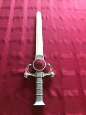 Vintage Thundercats 1984 Sword of Omens KO version needs battery cover