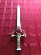 Vintage Thundercats 1984 Sword of Omens KO version needs battery cover