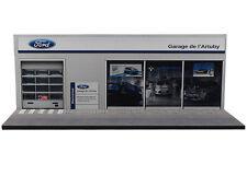 Diorama présentoir Ford Garage de l'Artuby - 1/43ème - #43-2-D-D-016