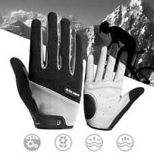 Fitness Gloves Full Finger Fit Gym Lifting Weight Exercise Wrist Wrap Workout Us