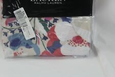 Ralph Lauren Home Sophie Floral King Duvet Cover Multi-Color Cotton $350