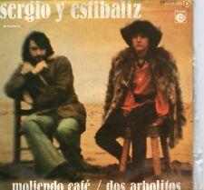 SINGLE 1978 SERGIO Y ESTIBALIZ - MOLIENDO CAFE ,7inch