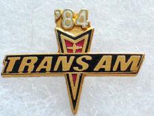 1984 Pontiac Trans Am - Pin - Lapel Pin - (**)