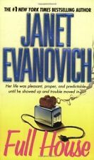 Full House: Max Holt #1 - Janet Evanovich GC Off-centre contemporary Love Story