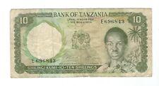 Tanzania - Ten (10) Shillings