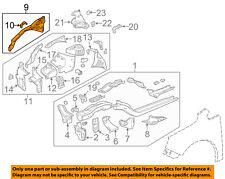 Buick GM OEM 12-16 Verano Fender-Upper Rail Apron Panel Cover Left 22781261