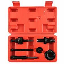 13pc Power Steering Pump Remover Alternator AC Pulley Puller Installer Tool Kits
