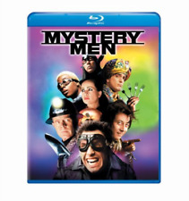 New listing Comedy-Mystery Men Blu-Ray New