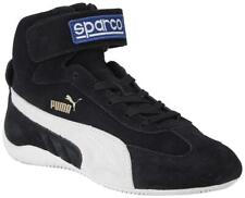Puma Speedcat Hi OG Sparco Motorsport Shoes Men Black Classic Sneakers-kVG