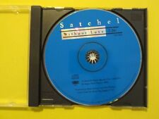 Satchel Without Love Pearl Jam Promo CD Single NM