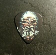 Iron Maiden Eddie Heavy Metal Guitar Pick Collectible Music Memorabilia Gift