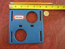 Little Tikes Dollhouse Doll Size Pretend Playground Activity Cube Piece Blue