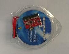 IDE ultra ATA 100/133 à adaptateur convertisseur sata host