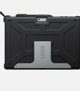 Black Urban Armor Gear Durable Case Size 10.5 X 7.5  Microsoft Surface 1 2 & 3