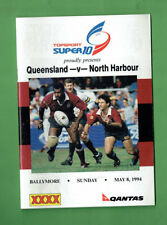 #Bb. Rugby Program - 1994 Qld vs North Harbour