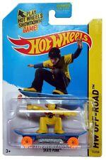 2014 Hot Wheels #123 HW Off-Road HW Daredevils Skate Punk