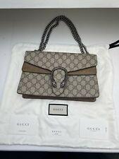 Genuine Gucci GG Dionysus Small Chain Shoulder Bag