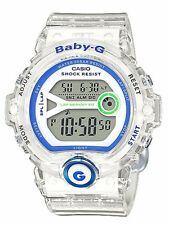 Weekend Deal New Casio Baby-G BG6903-7D White Digital Multifunction Ladies Watch