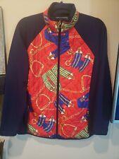 Women's Lauren Ralph Lauren Active Equestrian Vintage Jacket Plus Size 1X