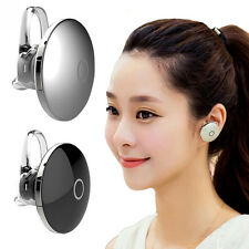 Bluetooth Headset Wireless Earpiece Earbuds with Mic for Business/Truker/Driver