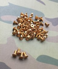 Benchmade Bedlam 860 - Gold Replacement Scale Screws