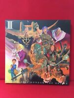 USED Mobile Suit Gundam THE ORIGIN 3 Blu-ray Collector's Limited Edition F/S