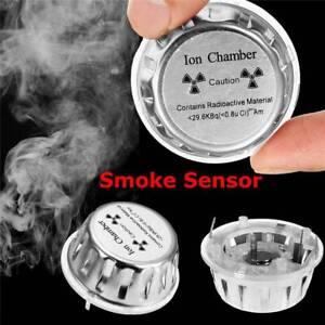Metal Geiger Counter Check / Test Source - Smoke Detector Sensor Americium HIGH
