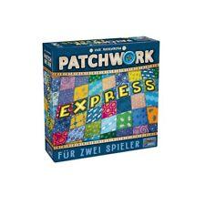 Patchwork express la variante más sencillos de patchwork juego de mesa jugadores noche