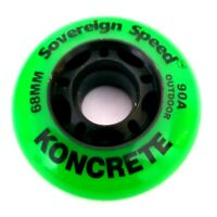 8-Pack 68mmOutdoor Youth Inline Skate Wheels Rollerblade Hockey Fitness 90A