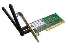 Carte WI-FI PCI - WIFI IEEE802.11 B/G/N - 300 Mbps - XP/VISTA/SEVEN/8/10 MAC