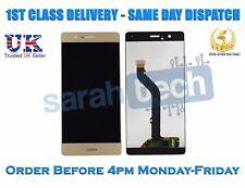 RICAMBIO nuovo Huawei P9 Lite Touch Digitizer schermo LCD Assemblaggio Oro
