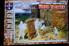 Ritter Siege Engines Part 2 - Burg Belagerung - Orion 72016 1:72 Sammlung xx