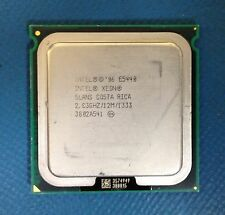 INTEL XEON E5440 QUAD CORE PROCESSOR 2.83GHZ/12M/1333 (SLANS) SOCKET LGA771